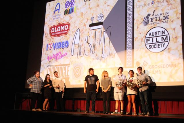 'Namaste' Takes Three Awards at the Austin Youth Film Festival